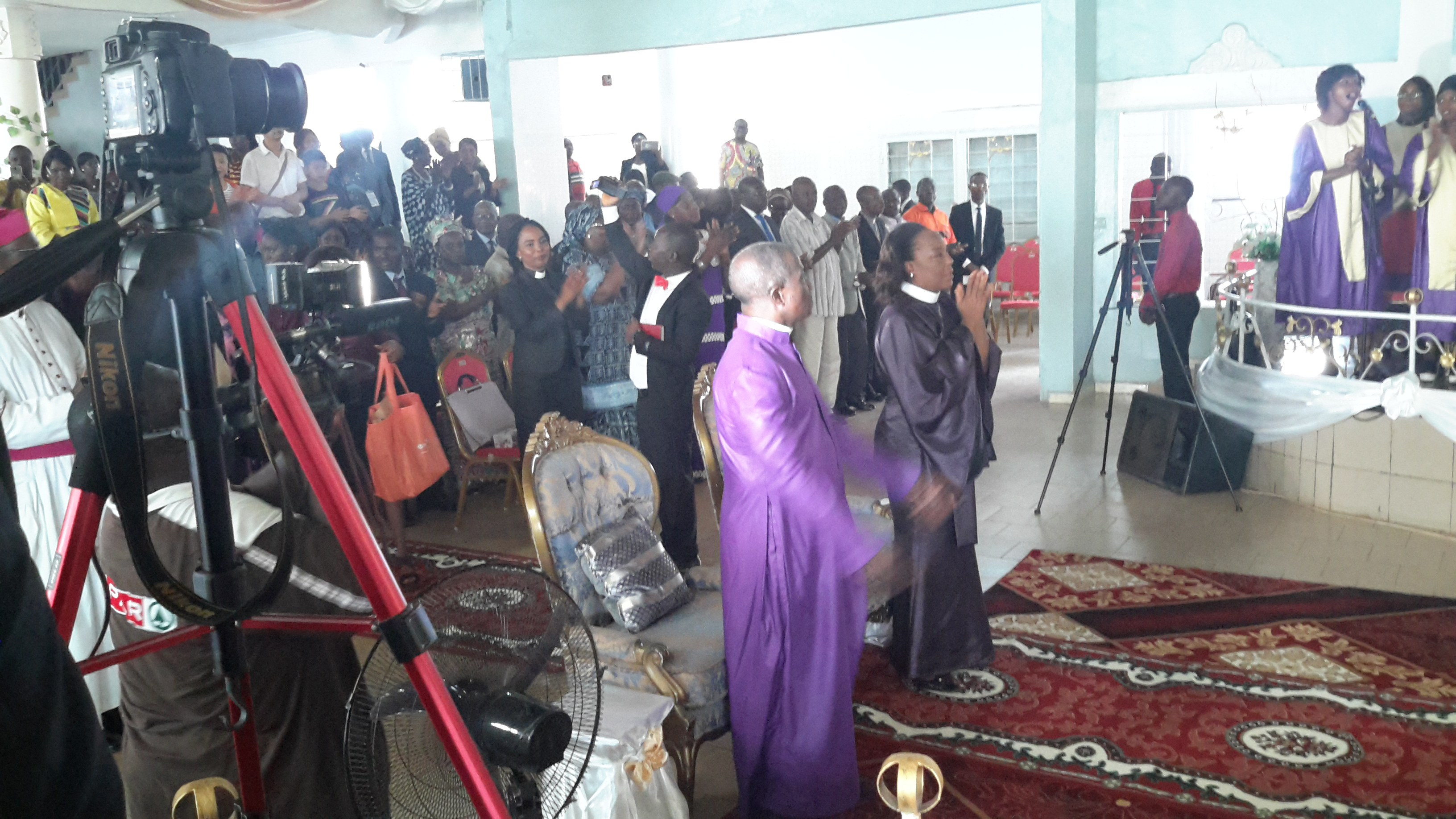 Bishop Dr. Joseph Dore Consecration