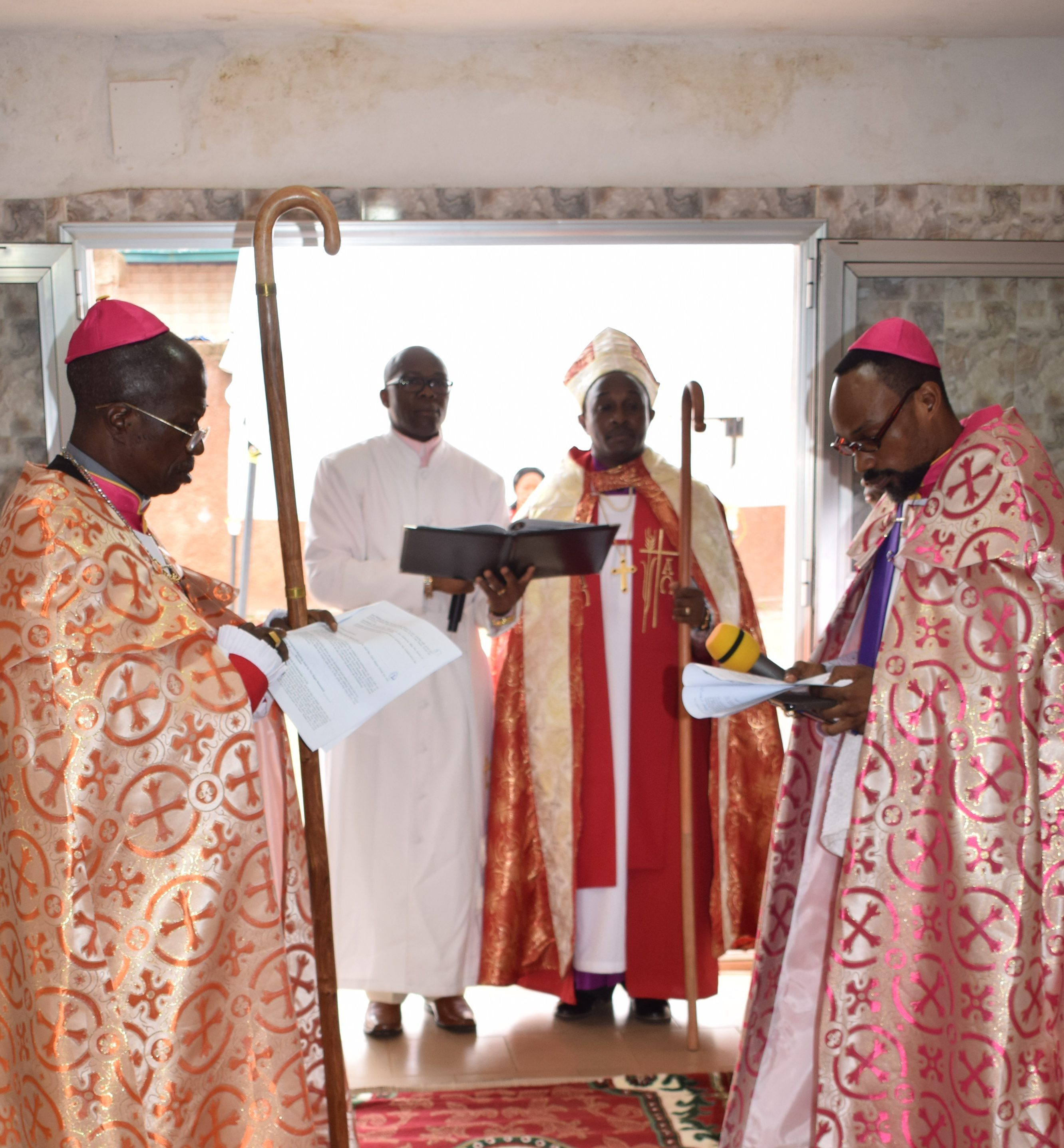 Archbishop William Installation service
