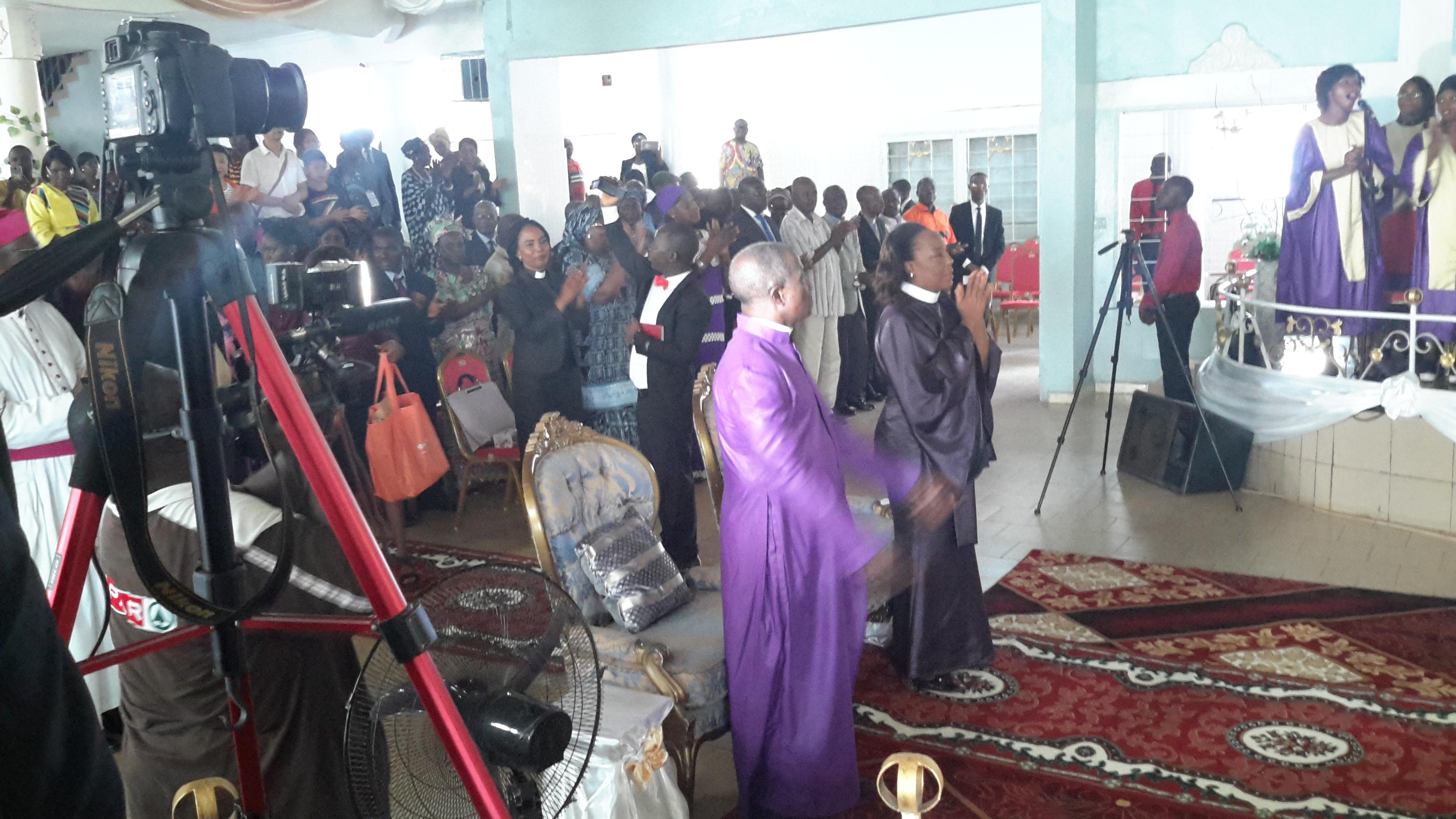 Bishop Dr. Joseph Dore Consecration