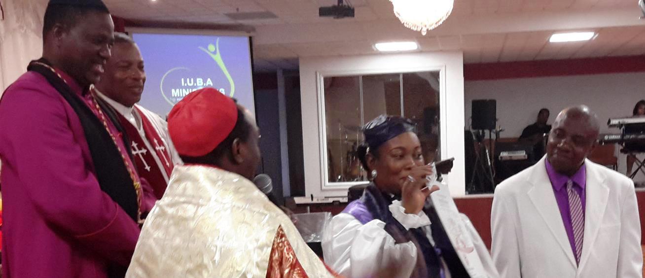 Bishop Dr. Karlene