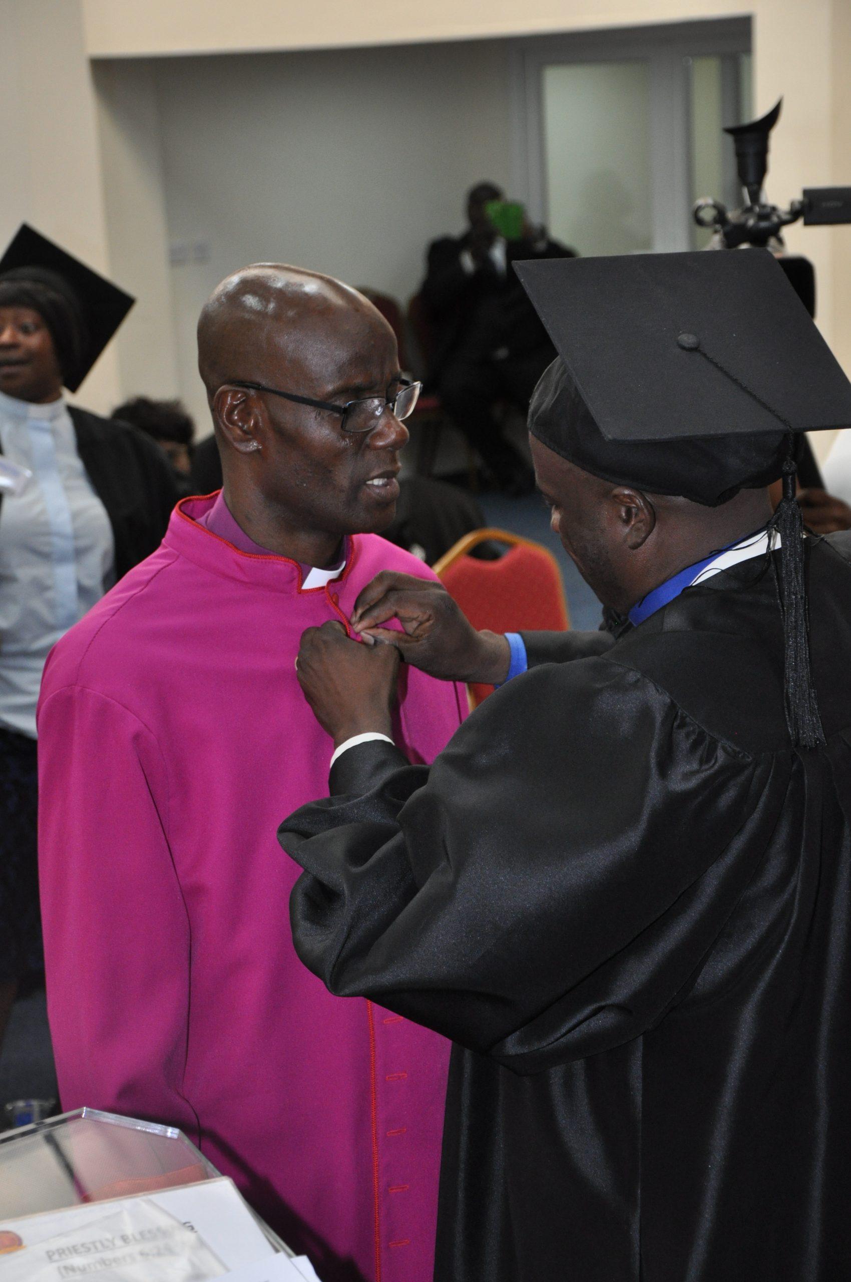 Bishop Dr. Clifton K. Thomas Consecration