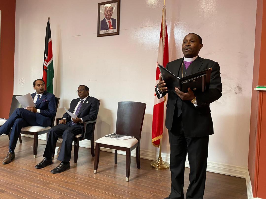 Archbishop William Kimando